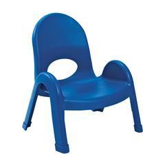 """Value Stack™ 7"""" Chair - Royal Blue"""