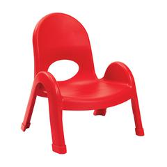 "Value Stack™ 7"" Chair - Candy Apple Red"