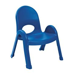 "Value Stack™ 9"" Chair - Royal Blue"