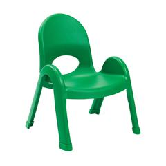 "Value Stack™ 9"" Chair - Shamrock Green"