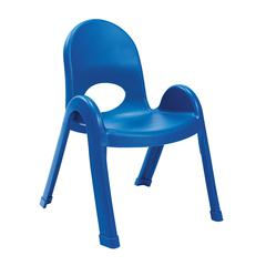 "Value Stack™ 11"" Chair - Royal Blue"