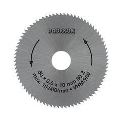 Tungsten carbide saw blade, Ø 2""