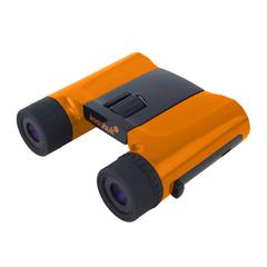 Rainbow 8x25 Orange Binoculars