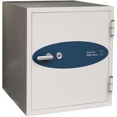 Datacare 2-Hour Key Lock Fireproof Media Safe 2.8 cu ft