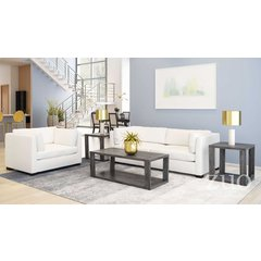 Skyline End Table Gray