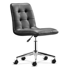 ZuoMod Scout Office Chair Black