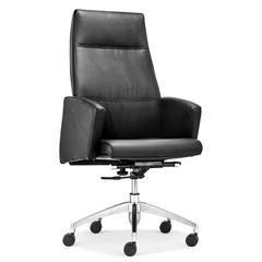 ZuoMod Chieftain High Back Office Chair Black