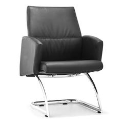 ZuoMod Chieftain Conference Chair Black