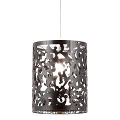 ZuoMod Casimir Ceiling Lamp Black