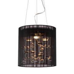 ZuoMod Subatomic Ceiling Lamp Black