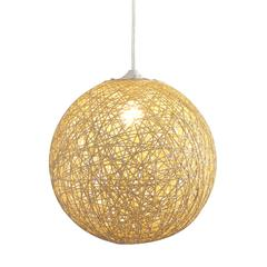 ZuoMod Continuity Ceiling Lamp Beige