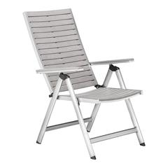 ZuoMod Urban Reclining Chair Gray