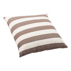 ZuoMod Pony Large Outdoor Pillow Beige and brown bold