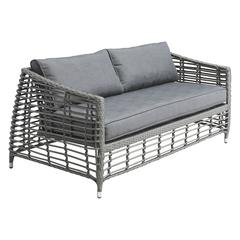 ZuoMod Wreak Beach Sofa Grey