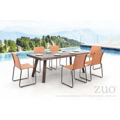 Beckett Dining Chair Tan, Set of 4