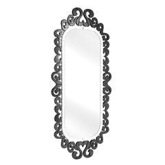 Shiva Mirror Black Edge