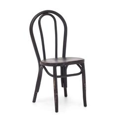 ZuoMod Nob Hill Chair Antique Black, Set of 2