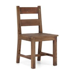 ZuoMod Lincoln Park Chair Distressed Natural