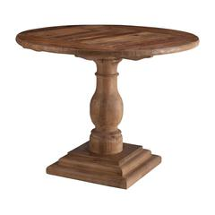 ZuoMod Hartford Dining Table Distressed Oak