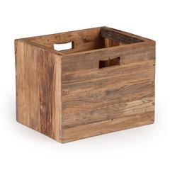 ZuoMod Custer Box Distressed Oak