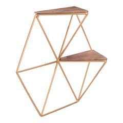 Triangles Shelf