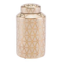 Link Covered Jar Medium
