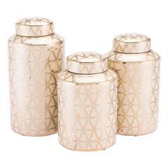 Link Covered Jar Large