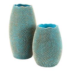 Triton Md Vase Green