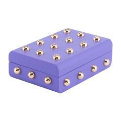 Male Sm Box Violet