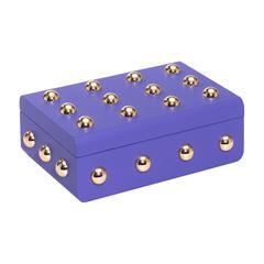 Male Lg Box Violet