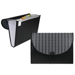 C-Line 7-Pocket Letter Size Expanding File, Fashion Circle Series, 1/EA (Set of 3 EA)