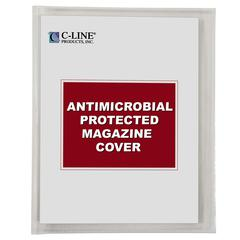 Magazine Cover with Antimicrobial Protection, 25/BX