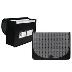 Extra Large Document Case, Fashion Circle Series, 1/EA (Set of 4 EA)