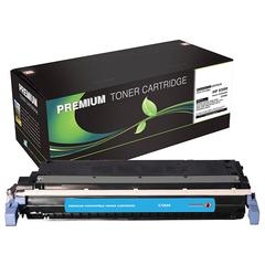 Compatible LJ 5500 5550 Cyan Toner (OEM# C9731A) (12 000 Yield) (Contains Chip)