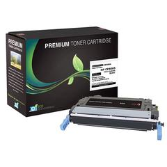 Compatible LJ CP4005 Black Toner (OEM# CB400A) (7 500 Yield)