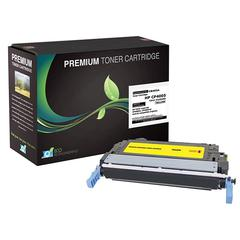 Compatible LJ CP4005 Yellow Toner (OEM# CB402A) (7 500 Yield)