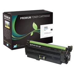 Compatible HP Color LaserJet M551  M570  M575 High Yield Black Toner (OEM# CE400X) (11 000 Yield)