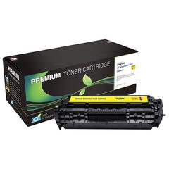 Compatible LJ Pro 300 MFP M375nw  Pro 400 M451  Pro 400 MFP M475 Yellow Toner (OEM# CE412A) (2 600 Yield)