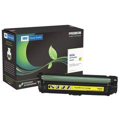 Compatible HP Color LaserJet CP5225 Yellow Toner (OEM# CE742A) (7 300 Yield)