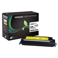 Compatible LJ 3800  CP3505 Yellow Toner (OEM# Q7582A) (6 000 Yield)