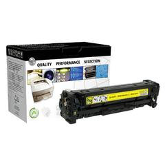 Compatible LJ CP2025  CM2320 MFP Yellow Toner  OEM# CC532A  2 800 Yield
