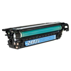 Compatible LJ CP4025  CP4520  CP4525 Cyan Toner  OEM# CE261A  11 000 Yield