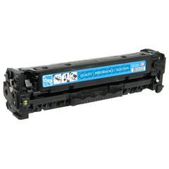 Compatible LJ M375nw  M451dn  M451dw  M451nw  M475dn  M475dw Cyan Toner (OEM# CE411A) (2 600 Yield)