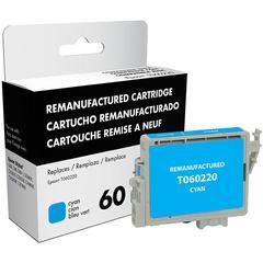 Epson Stylus C68  C88  C88+  CX3800  CX3810  CX4200  CX4800  CX5800F  CX7800 Cyan Ink (OEM# T060220) (700 Yield)