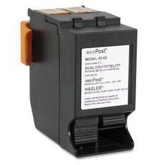 Comaptbile NeoPost IJ35  IJ40  IJ45  IJ50  IJ60; Hasler WJ60  WJ65  WJ90  WJ95  WJ110 Red Ink (OEM# IJINK3456H  4105243U  WJ69INK  4124705S) (17 000 Yield)