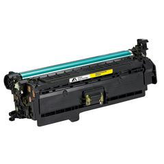 Compatible LJ 3525  3530 Yellow Toner (OEM# CE252A) (7 000 Yield)