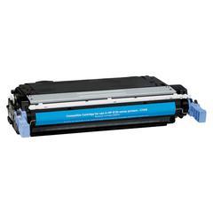 Compatible LJ CM4730 MFP Cyan Toner (OEM# Q6461A) (12 000 Yield)