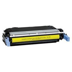 Compatible LJ CM4730 MFP Yellow Toner (OEM# Q6462A) (12 000 Yield)