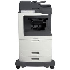 Lexmark MX810dfe Multifunction Laser Printer, Copy/Fax/Print/Scan