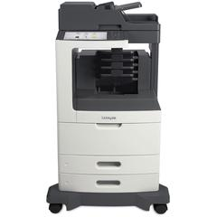 Lexmark MX810dme Multifunction Laser Printer, Copy/Fax/Print/Scan
